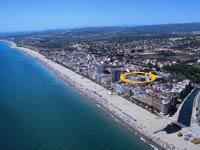 Spain beach Self catering accommodation near Barcelona and Salou