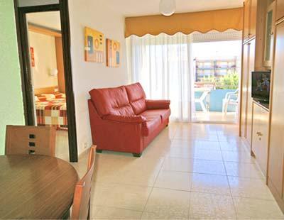 Near Barcelona Beach Apartment Rental Spain Apartments To Rent Costa  Dorada,Calafell