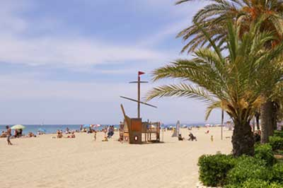 Beach Vacation Rentals in Calafell,Catalonia