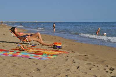 Spain Holiday Accommodation Costa Dorada Calafell Beach Al Near Barcelona