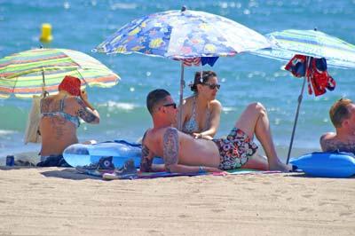 Costa D Or Hotel Apartments In Calafell Beach Dorada Spain