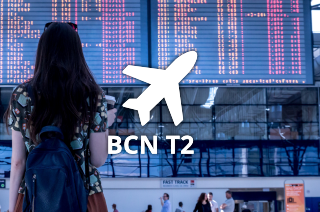Barcelona Airport T2